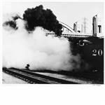 "Julius Shulman - ""Smoke and Steam"" 1933 - Vest Pocket Camera"