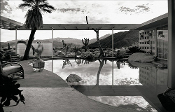 Julius Shulman- Loewy House, Palm Springs, Clark & Frey 1947