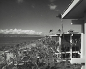 Julius Shulman-Kapalua Bay Hotel-Maui Hawaii- E. Killingsworth