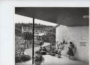 Julius Shulman-4 Prints-Technion-Haifa,Israel-Sharon and Idelson