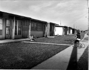 Julius Shulman-(2)Hacienda VillageHousing,Watts,Ca-Paul Williams