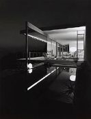 Julius Shulman -Chuey House, Los Angeles-Richard J. Neutra, 1960