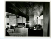 Julius Shulman-Vintage, Auerbacher House, Redlands, Neutra, 1953