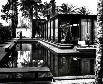 Julius Shulman-Pereira House, William Pereira, Los Angeles. 1960