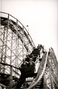 "Julius Shulman-Vintage, Vest Camera, ""The Roller Coaster"". 1930"