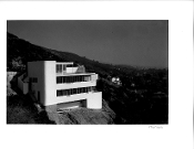 "Julius Shulman - Vintage, ""The Kun House"" Los Angeles, 1941"