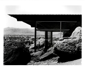 Julius Shulman-Albert Frey House-Palm Springs, Albert Frey-1965
