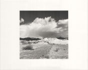 "Julius Shulman-VintageCollection ""Death Valley Mountain Shadows"""