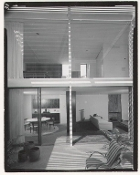 julius Shulman-Case Study House # 25,Edward House, Long Beach,Ca