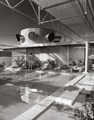 Julius Shulman-Albert Frey House, Palm Springs, Albert Frey,1954