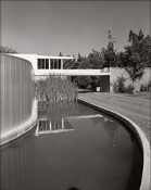 Julius Shulman-Richard Neutra, Von Sternberg House, Northridge,