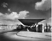 Julius Shulman-2 Prints-Hebrew University, Karmi, Melzer & Karmi