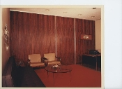 Julius Shulman - 5 Prints (1Color) - Kirkeby Building - Westwood