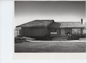 Julius Shulman - 3 Prints-Harbor View Homes - Larry Manzo