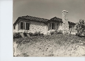 Julius Shulman-3 Home Prints - From Shulman's Private Collection