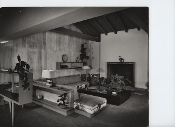 Julius Shulman's Private Collection - Interior 1949