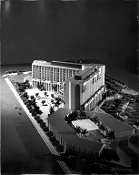 Julius Shulman-(2)Saudi Arabia Hilton Model-Killingsworth&Brady