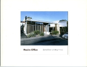 Julius Shulman-Brochure,Neutra Office-Todd Messick/Erika Stanley