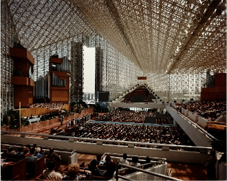 Julius Shulman-Cathedral of Our Lady of the Angels-Los Angeles