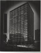 Julius Shulman -Mile High Center -Denver, Colo.- I. M. Pei, 1955