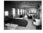 Julius Shulman- Vintage- Beck House-Thornton Abell, Bel Air,1951