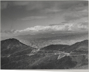 Julius Shulman-Vintage Landscape-View of Los Angeles, Circa 1930