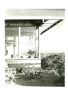Julius Shulman - Personal Collection-4 Vintage Exterior Prints