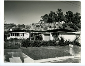 Julius Shulman-3Prints-Private Vintage Collection-House Exterior