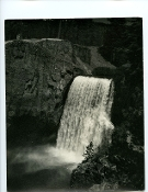"Julius Shulman-Private Vintage Collection -  ""The Waterfall"""