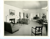 Julius Shulman - 7 Prints - Vintage Collection - House Interiors