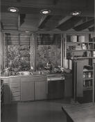 "Julius Shulman - Vintage Private Collection, ""The Kitchen"""