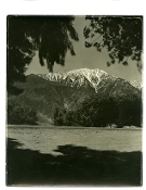 "Julius Shulman-3 Vintage Prints-""The Mountains""-Circa 1930's"