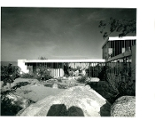 Julius Shuman-Vintage, Kaufman House, Palm Springs, Neutra, 1947