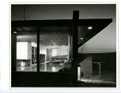 Julius Shulman-Vintage, Everist House, Sioux City, Neutra, 1952