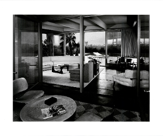 Julius Shulman-Levin House, William Cody-Palm Springs, Ca. 1949