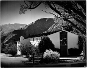 Julius Shulman-St. Paul's In The Desert, Palm Springs,Clark/Frey
