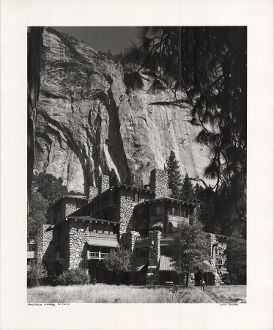 Julius Shulman-Anselm Adams Workshop, Yosemite-Gilbert Stanley
