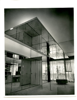 Julius Shulman - Kronish (Herbert) House, Richard Neutra, 1955
