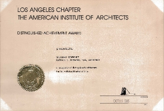 Julius Shulman-Award,LA Chapter,American Institute of Architects