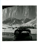 "Julius Shulman - Vintage, ""The Ski Trip"" Mammoth Lakes, Ca."