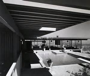 Julius Shulman-Case Study House Pool, # 22,- Pierre Koenig. 1960